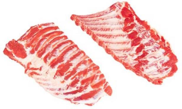 Belly spare-ribs